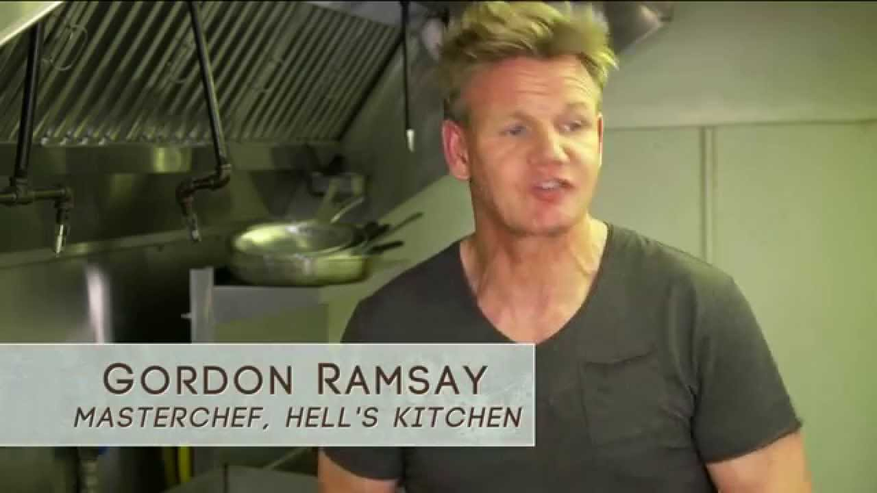 BURNT – Chef Gordon Ramsay Reacts To The Movie