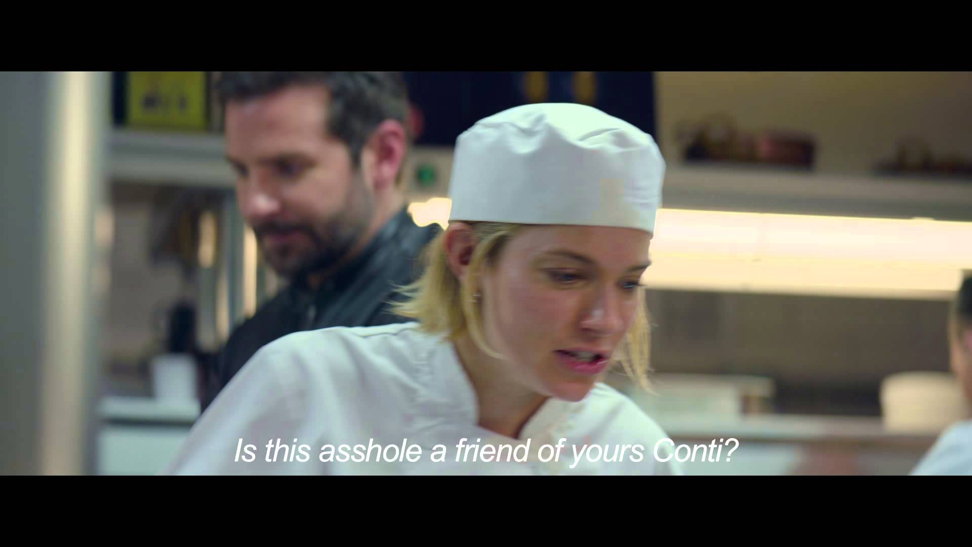 """BURNT – Exclusive """"He's A Chef"""" Clip – The Weinstein Company"""