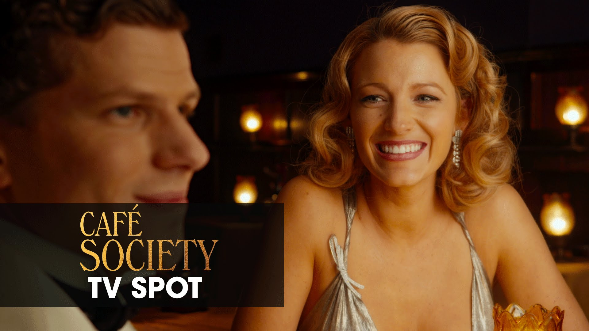 Café Society (Woody Allen 2016 Movie) Official TV Spot – 'Charming'