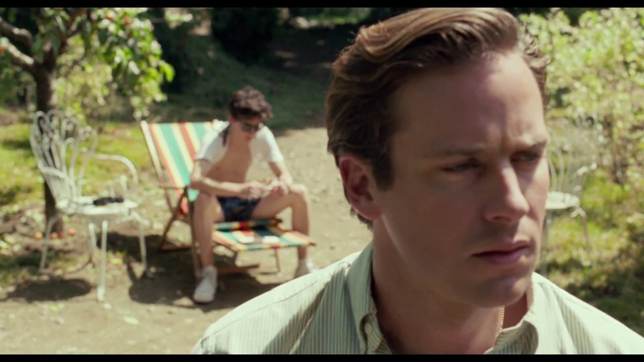 Call Me By Your Name (2017) – Official Trailer