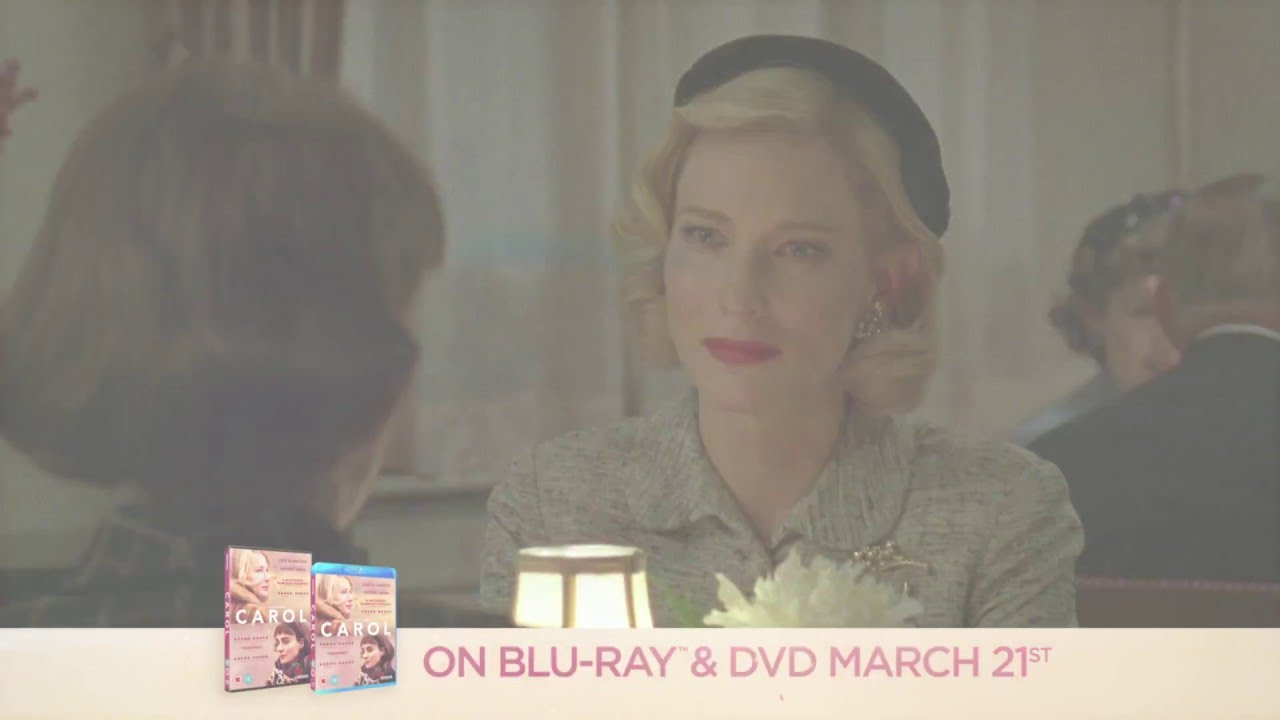 "CAROL – 10"" TV spot – On Blu-ray & DVD March 21st"
