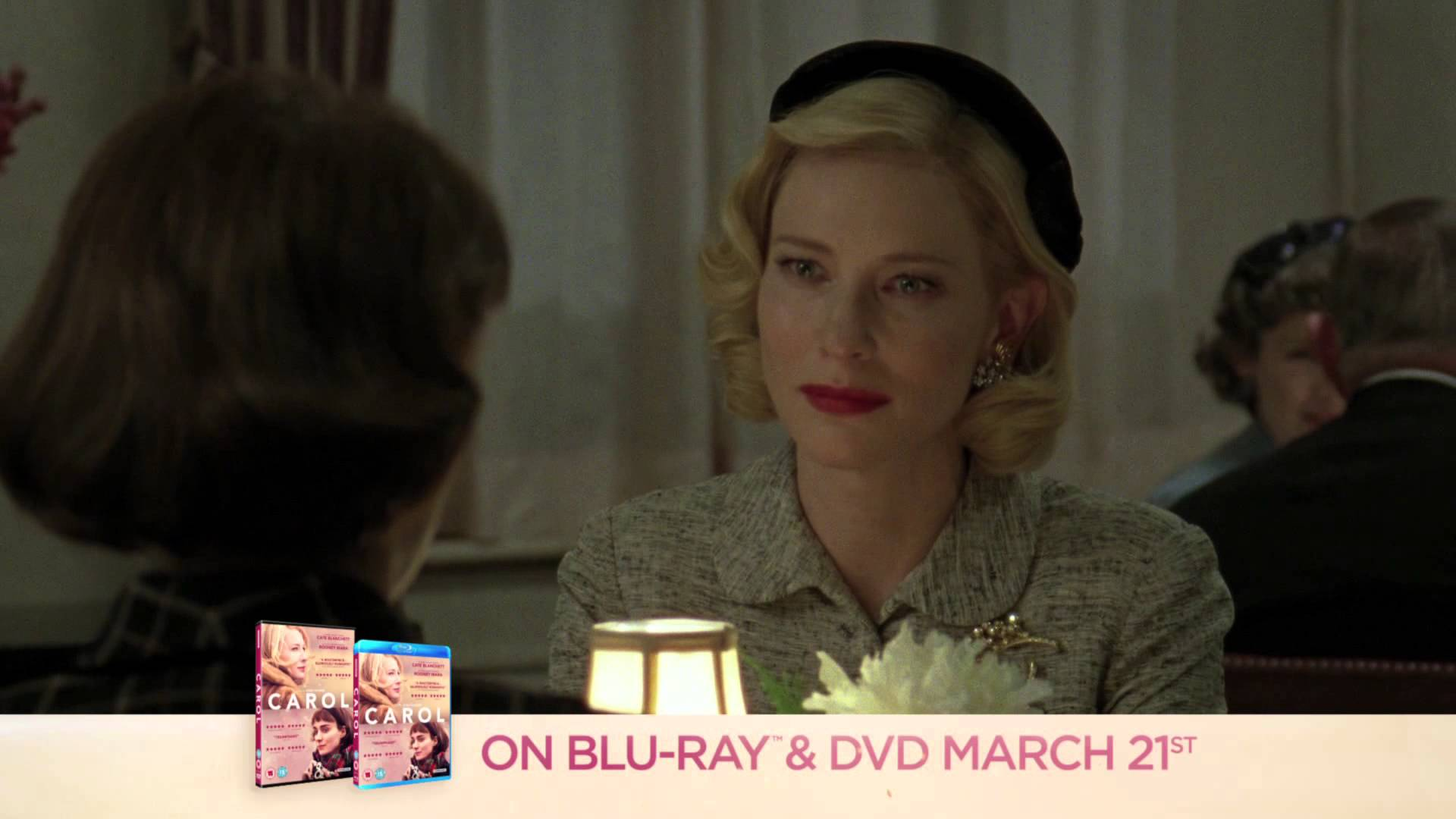 CAROL – 10″ TV Spot – Out Now on Digital Download, DVD & Blu-ray