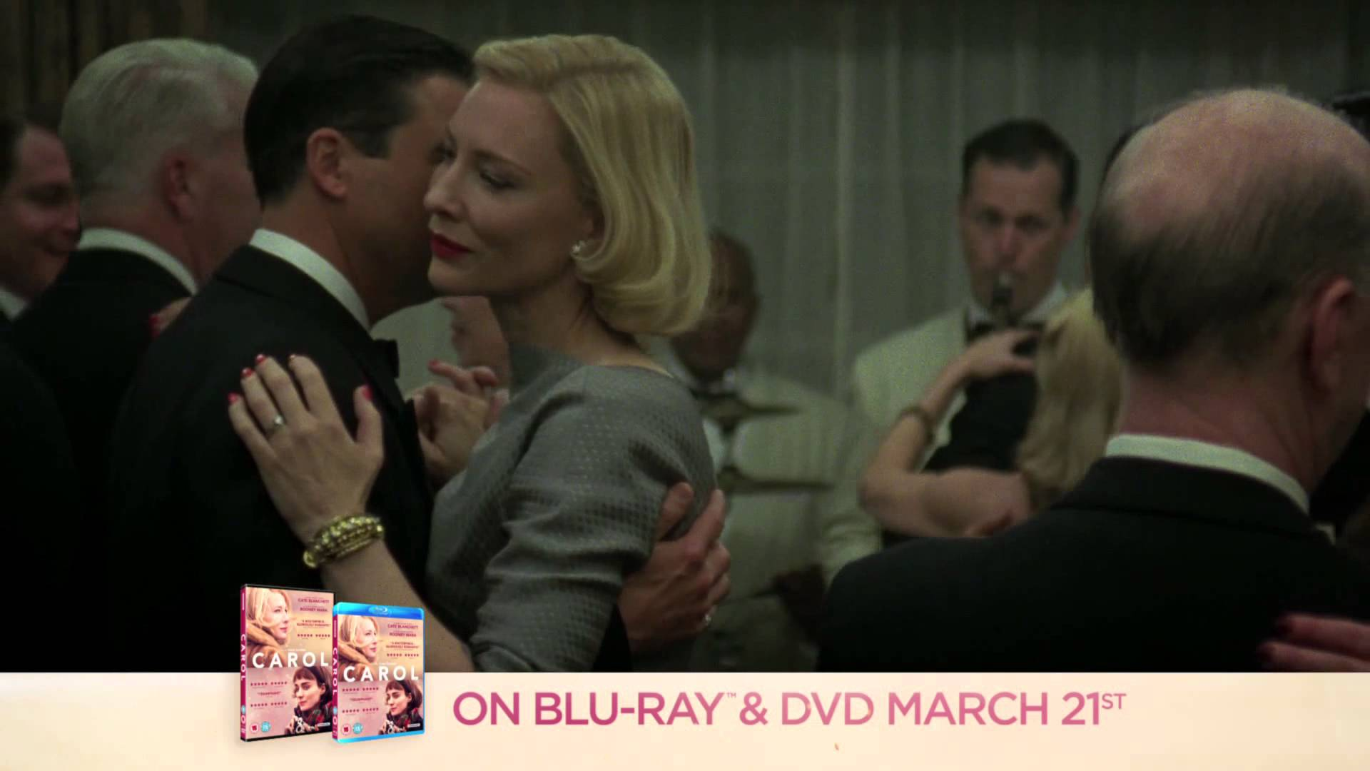 "CAROL – 20"" TV spot – Out now on Digital Download, Blu-ray & DVD"