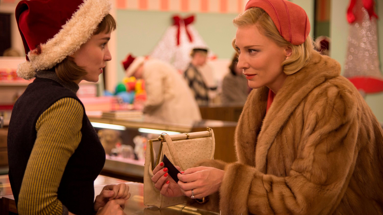 CAROL – Official U.S. Trailer – The Weinstein Company