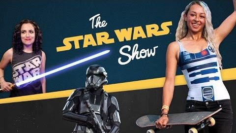 Celebration Live Stream Announce, Black Series Fan Vote, and Lizzie Armanto | The Star Wars Show