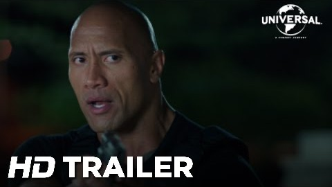 Central Intelligence Official Trailer 2