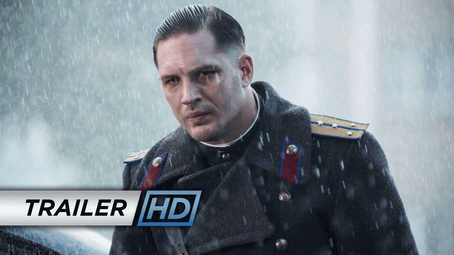 Child 44 (2015 Movie – Tom Hardy) – Official Trailer