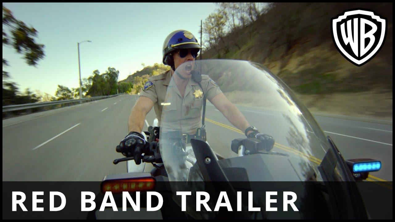 CHiPs: Law & Disorder – Official Red Band Trailer – Warner Bros. UK