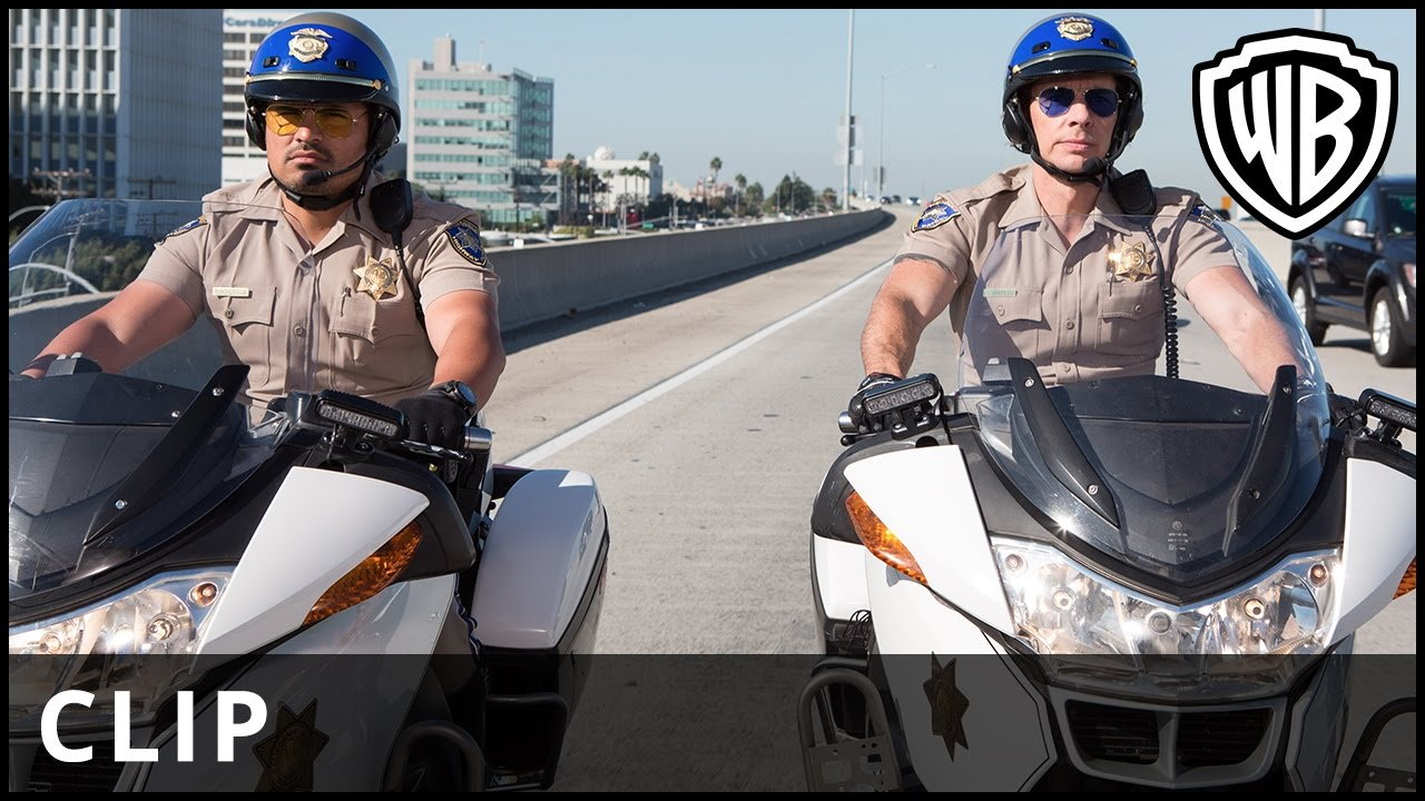 """CHiPs: Law & Disorder – """"Why Do You Want to be a CHP?"""" Clip – Warner Bros. UK"""