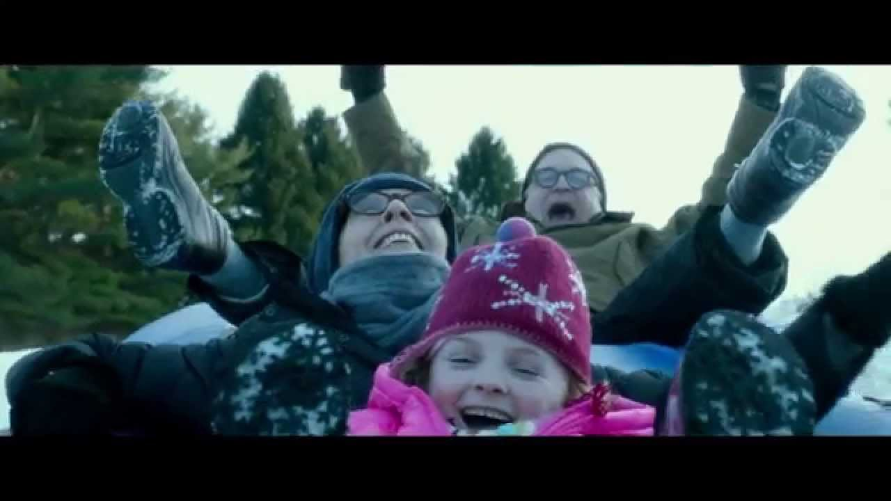 CHRISTMAS WITH THE COOPERS – SLEDDING [HD]