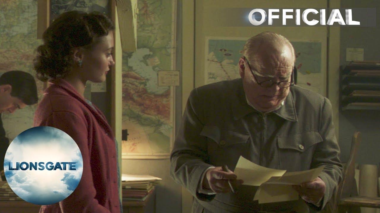 """Churchill – Clip """"War Room"""" – In Cinema June 16"""