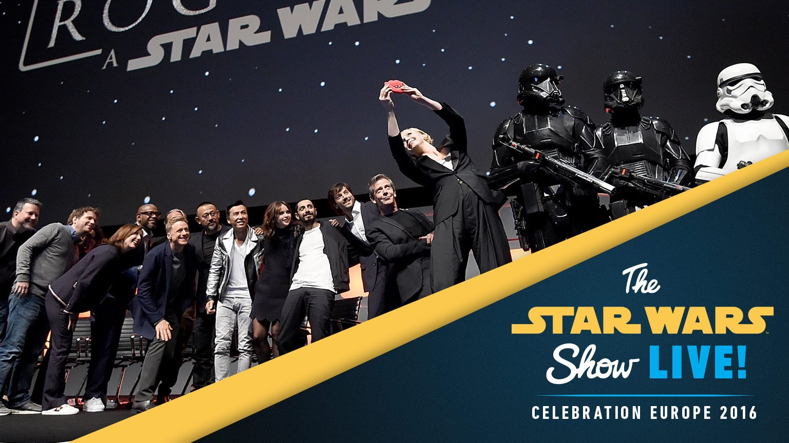 Closing Ceremony Reel | Star Wars Celebration Europe 2016