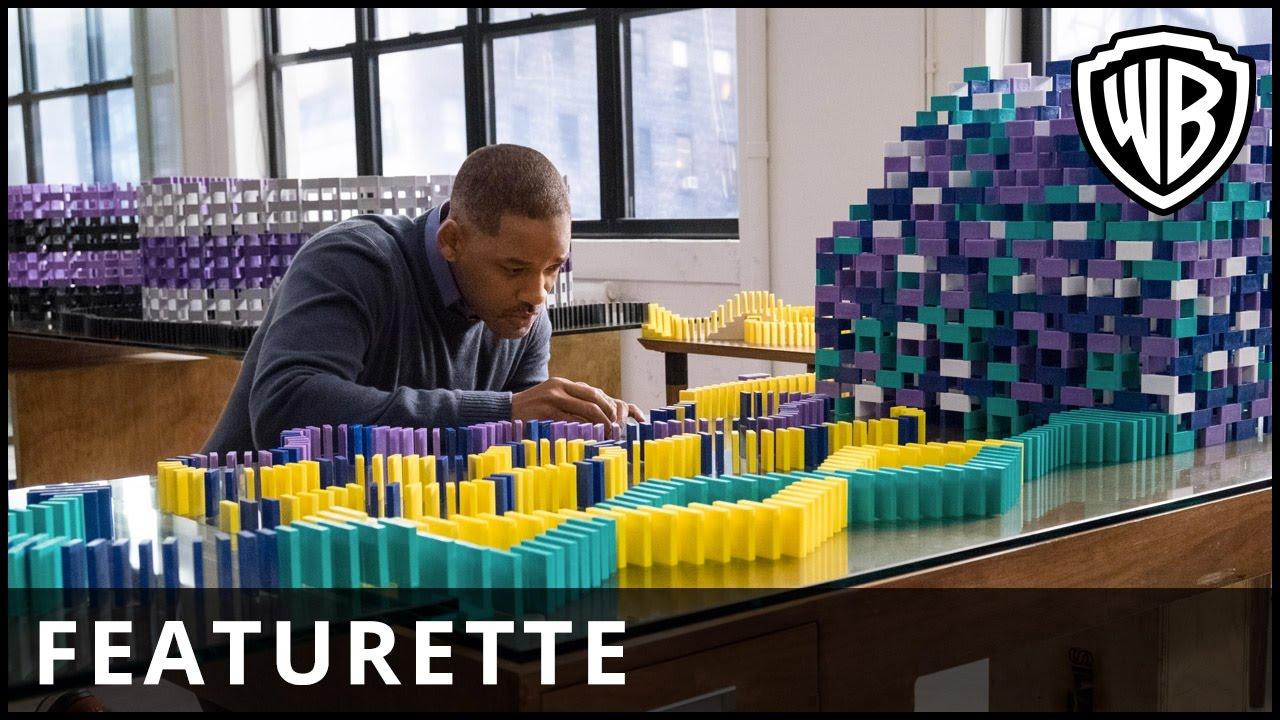 Collateral Beauty – Dominoes Christmas Tree Featurette – Warner Bros. UK