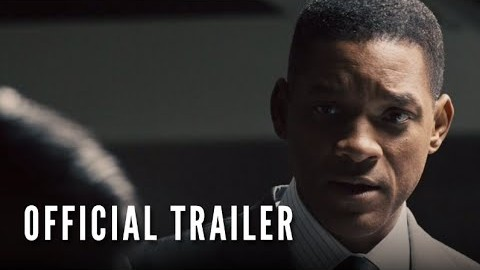Concussion – Official Trailer #2 (ft Will Smith)