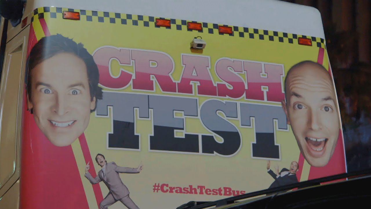 Crash Test Official Trailer