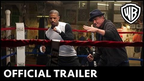 Creed – Official Trailer 2 –  Warner Bros. UK
