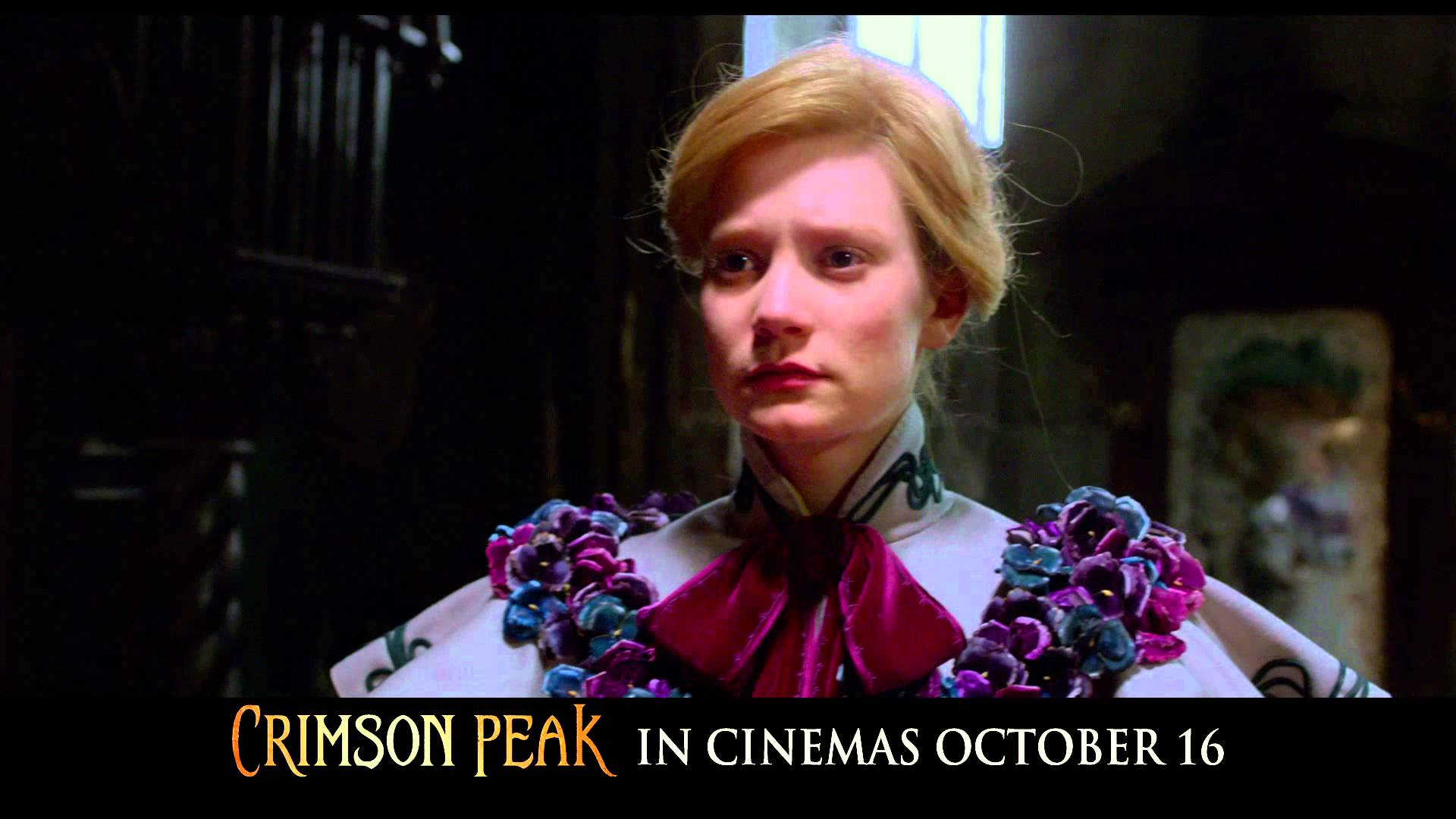 Crimson Peak – In Cinemas October 16 (Universal Pictures) HD