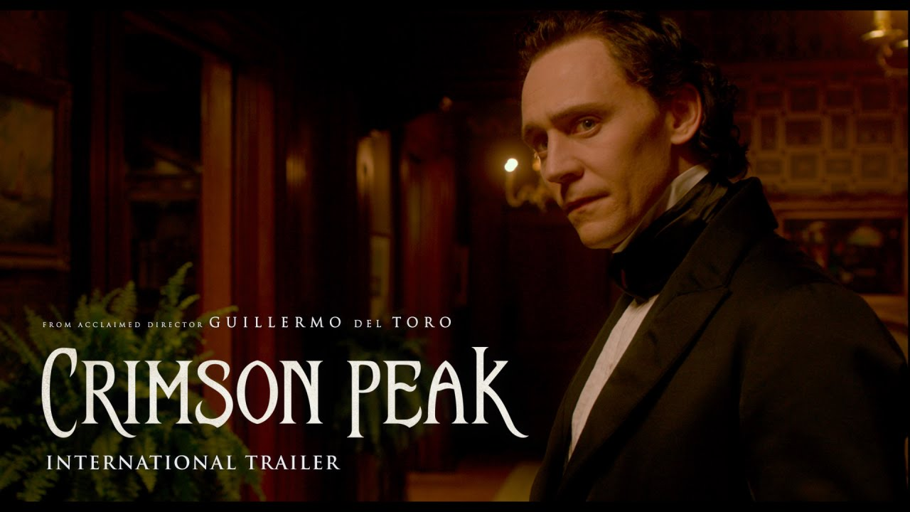 Crimson Peak – Official International Trailer 2 (Universal Pictures) HD