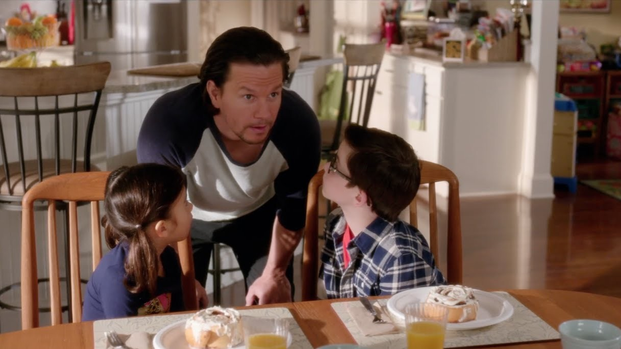 """Daddy's Home (2015) – """"Drums"""" TV Spot – Paramount Pictures"""