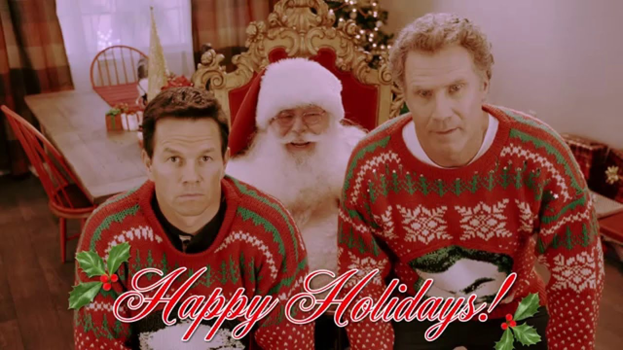 """Daddy's Home (2015) – """"Santa"""" TV Spot – Paramount Pictures"""