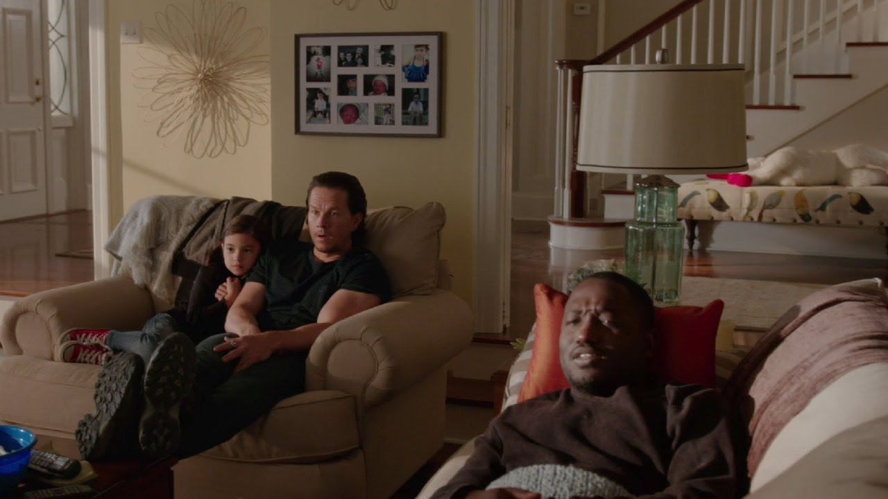"Daddy's Home (2015) – ""Watching Frozen"" Clip – Paramount Pictures"