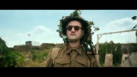Dad's Army – Camouflage Clip
