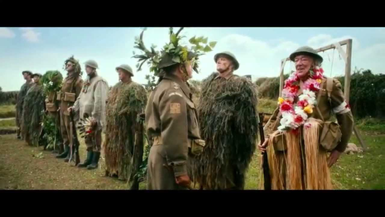 Dad's Army – Official Global Trailer (Universal Pictures)