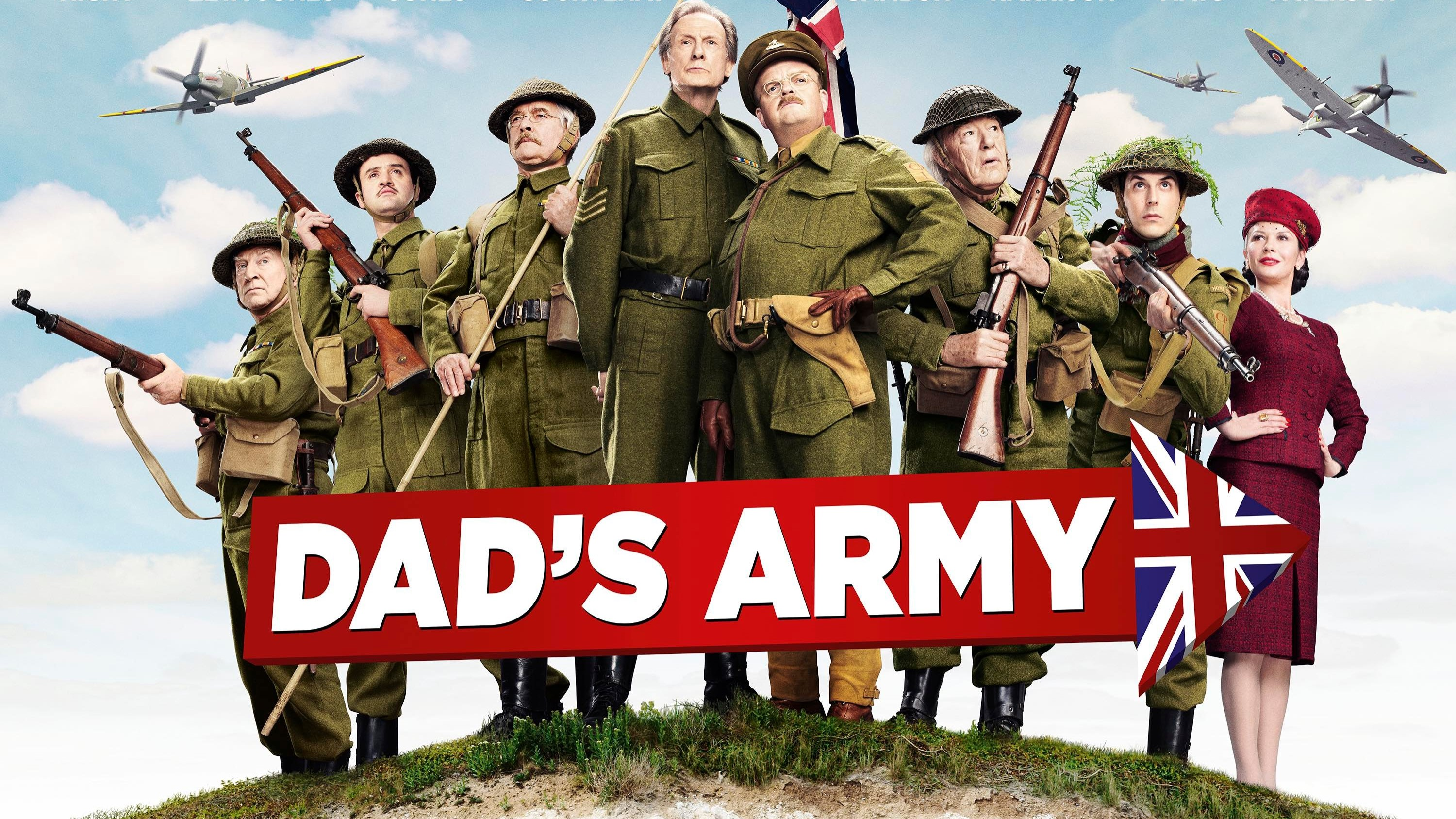 Dad's Army – Official Trailer 2
