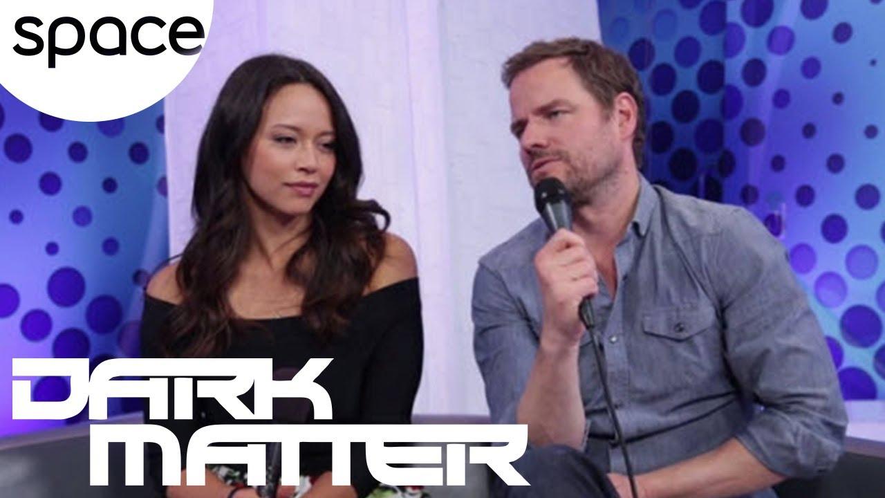 Dark Matter – Anthony Lemke and Melissa O'Neil Answer Fan Questions