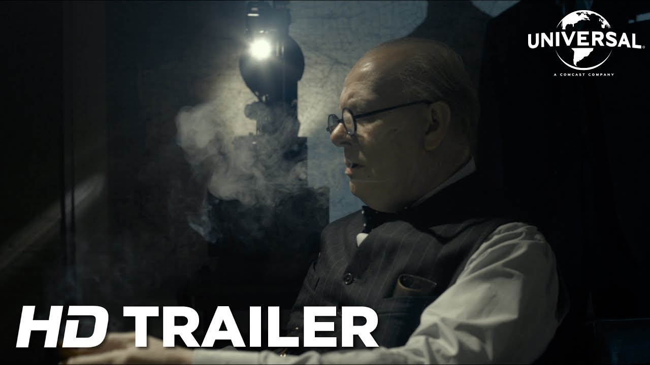 Darkest Hour – Official Trailer 1 (Universal Pictures) HD