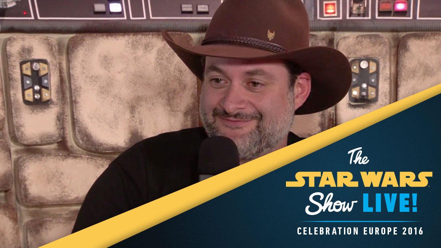 Dave Filoni Interview | Star Wars Celebration Europe 2016