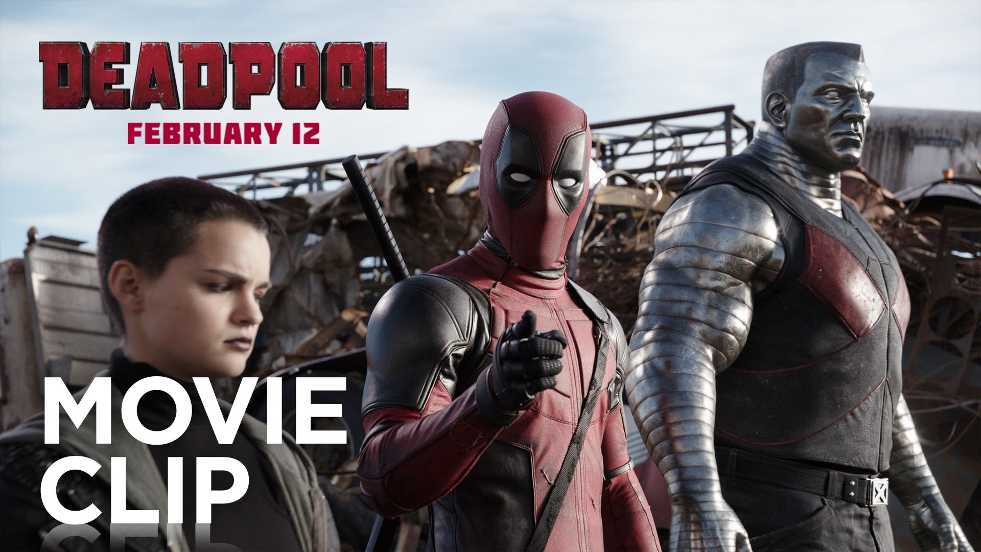 Deadpool | 2 Girls 1 Punch | 20th Century FOX
