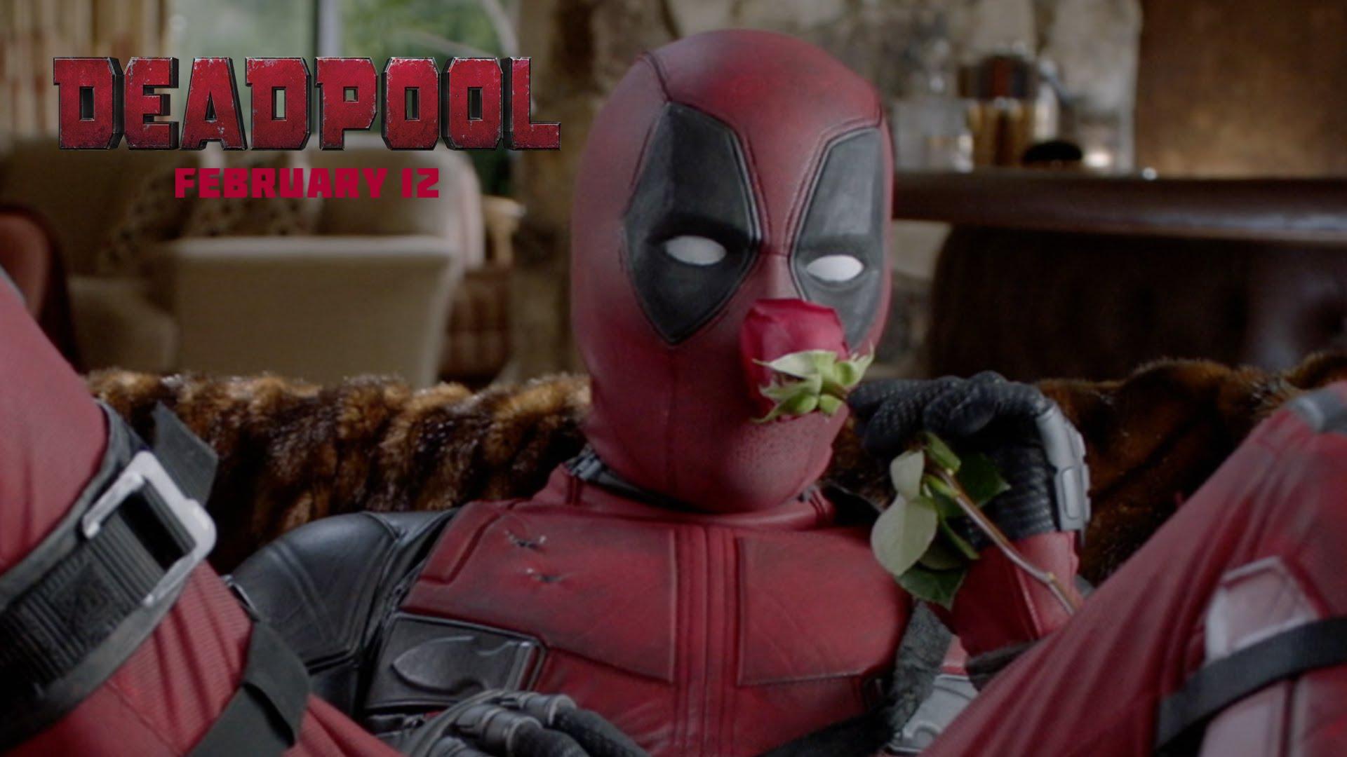 Deadpool | Blatant Bachelor Baiting TV Spot (w/ 2% real roses) | 20th Century FOX