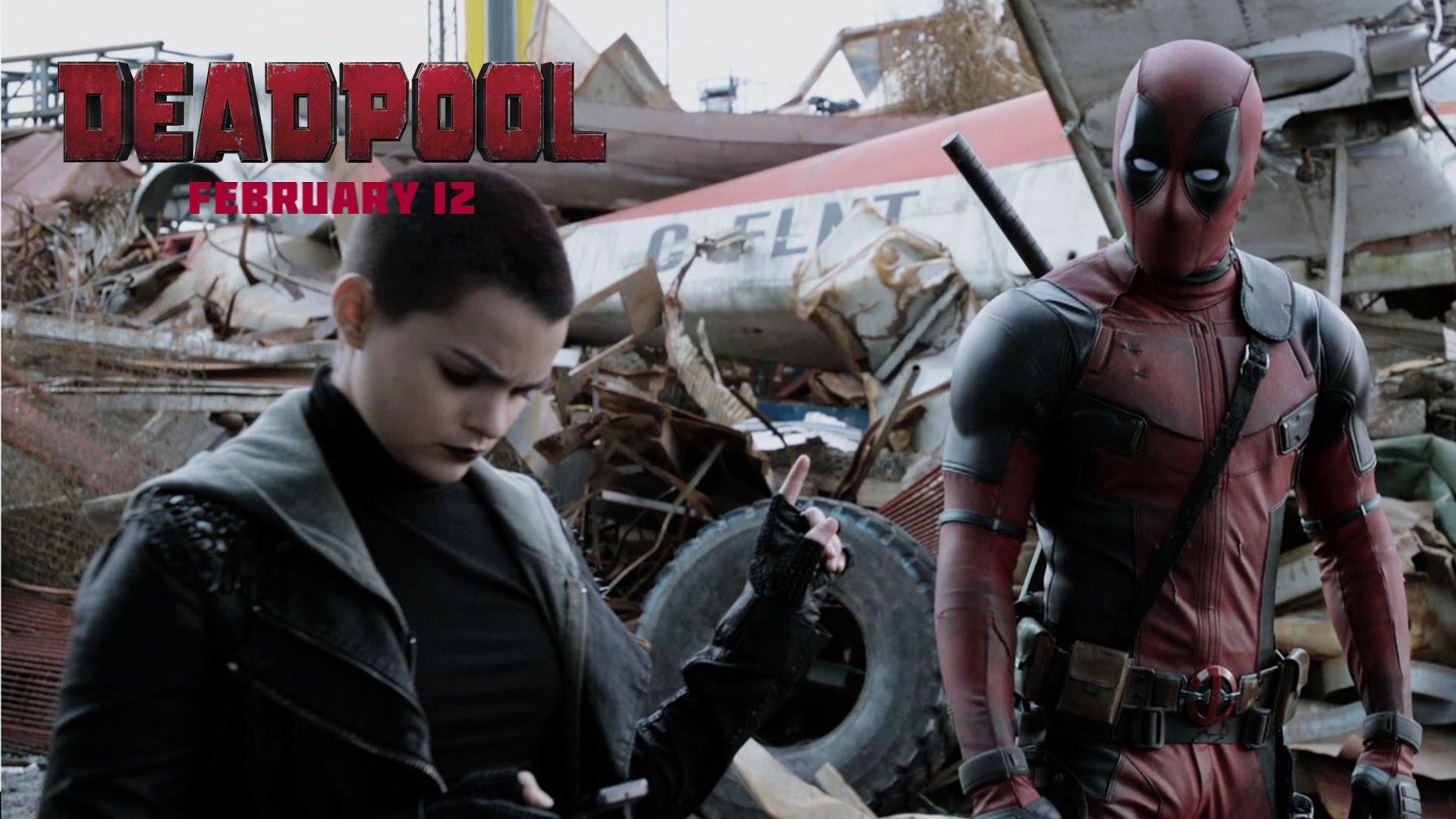 "Deadpool | Pretty Little ""Poolers"" | 20th Century FOX"