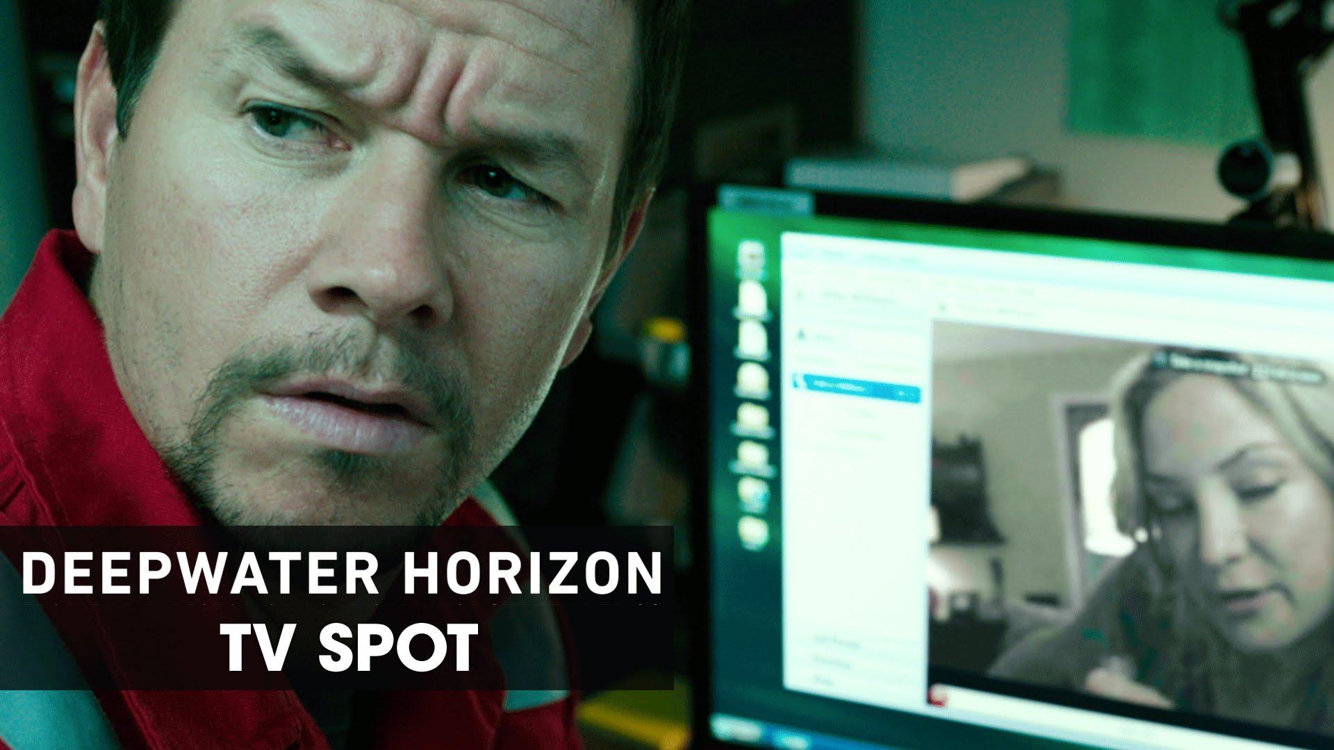 Deepwater Horizon (2016 Movie) Official TV Spot – 'Darkest Hour'