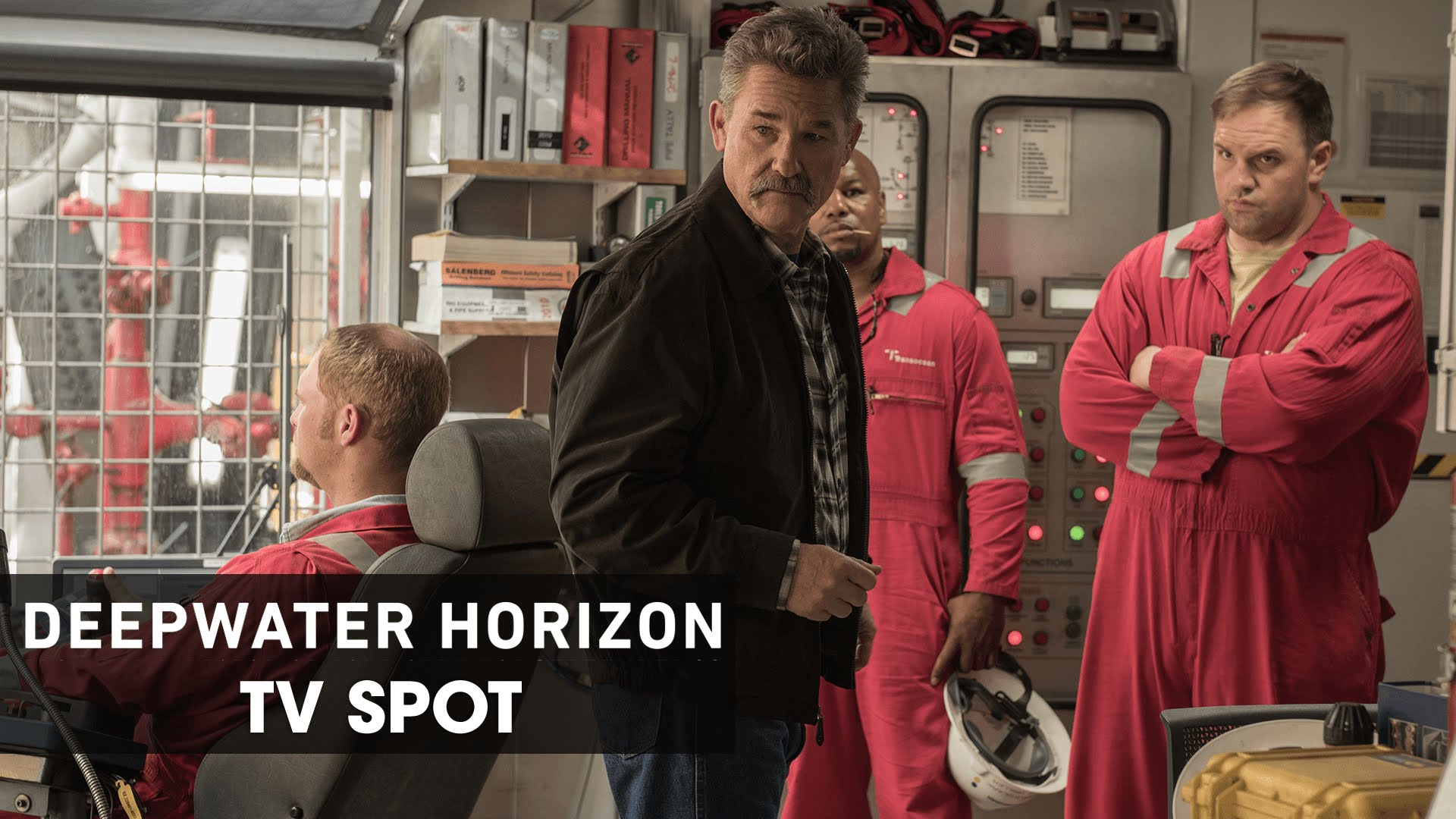 Deepwater Horizon (2016 Movie) Official TV Spot – 'Critics Rave'
