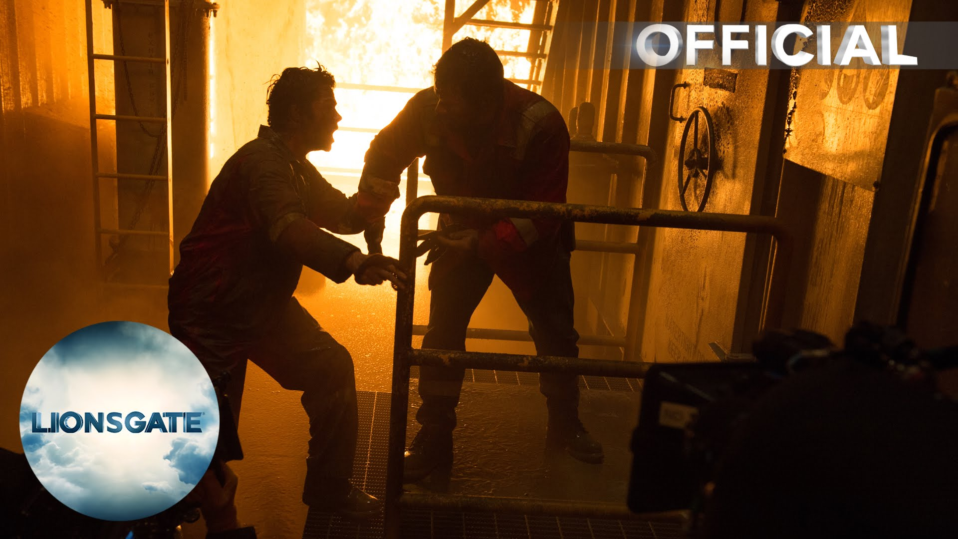 "Deepwater Horizon Clip ""I'll call you back"" – In Cinemas Sept 29"