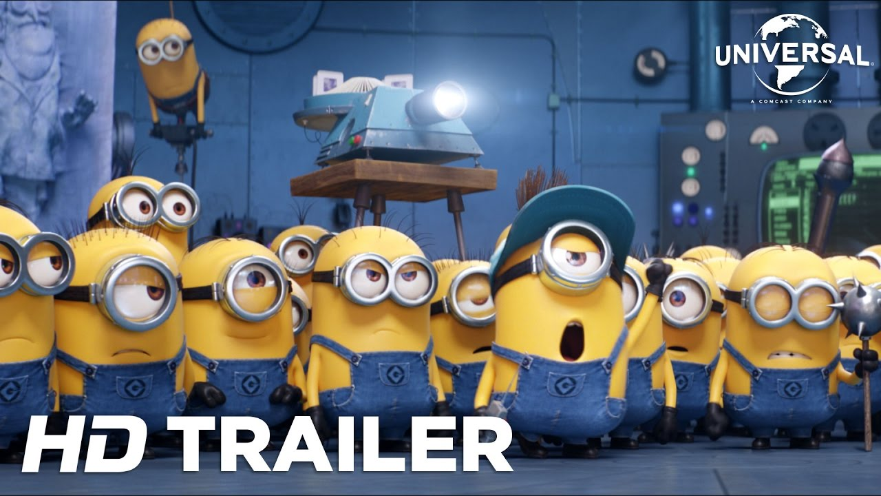 Despicable Me 3 – Official Trailer 2 (Universal Pictures) HD