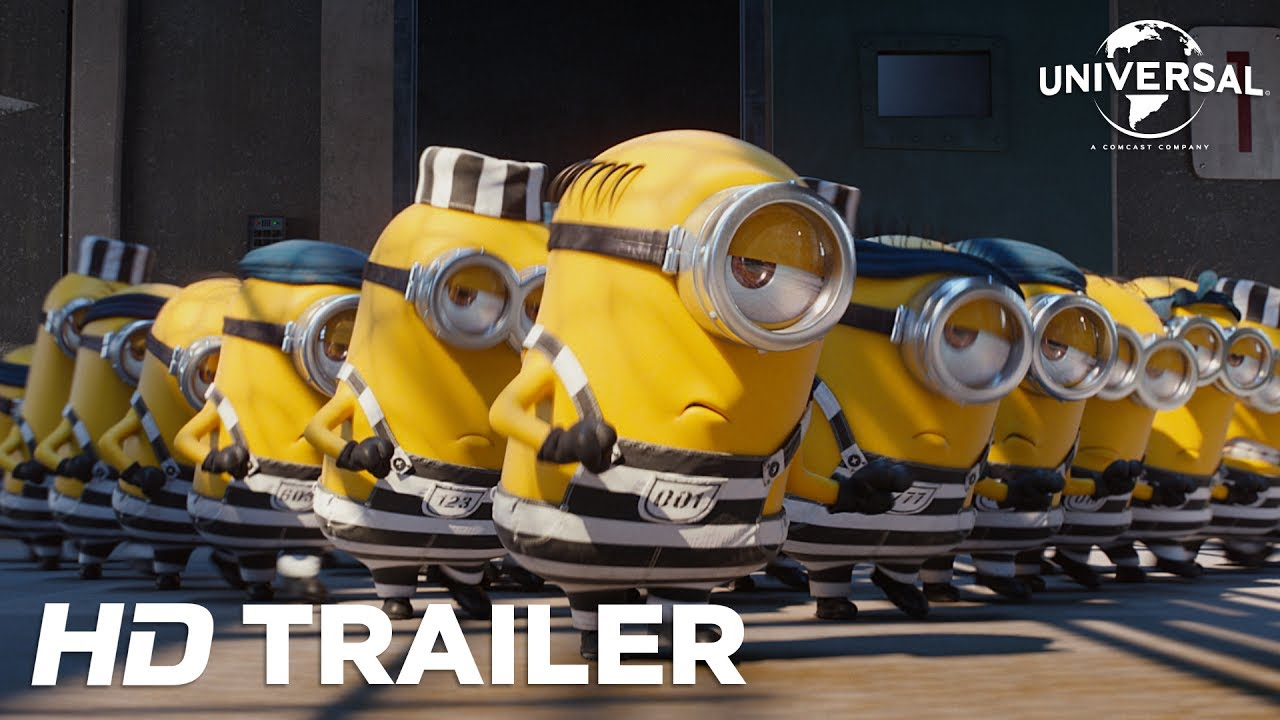 Despicable Me 3 – Official Trailer 3 (Universal Pictures) HD