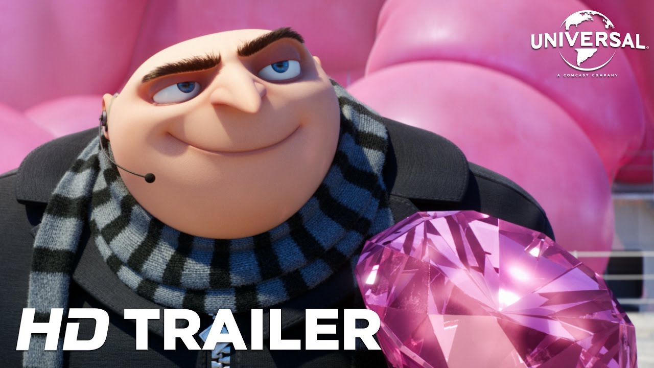 Despicable Me 3 – Official Trailer 1 (Universal Pictures) HD