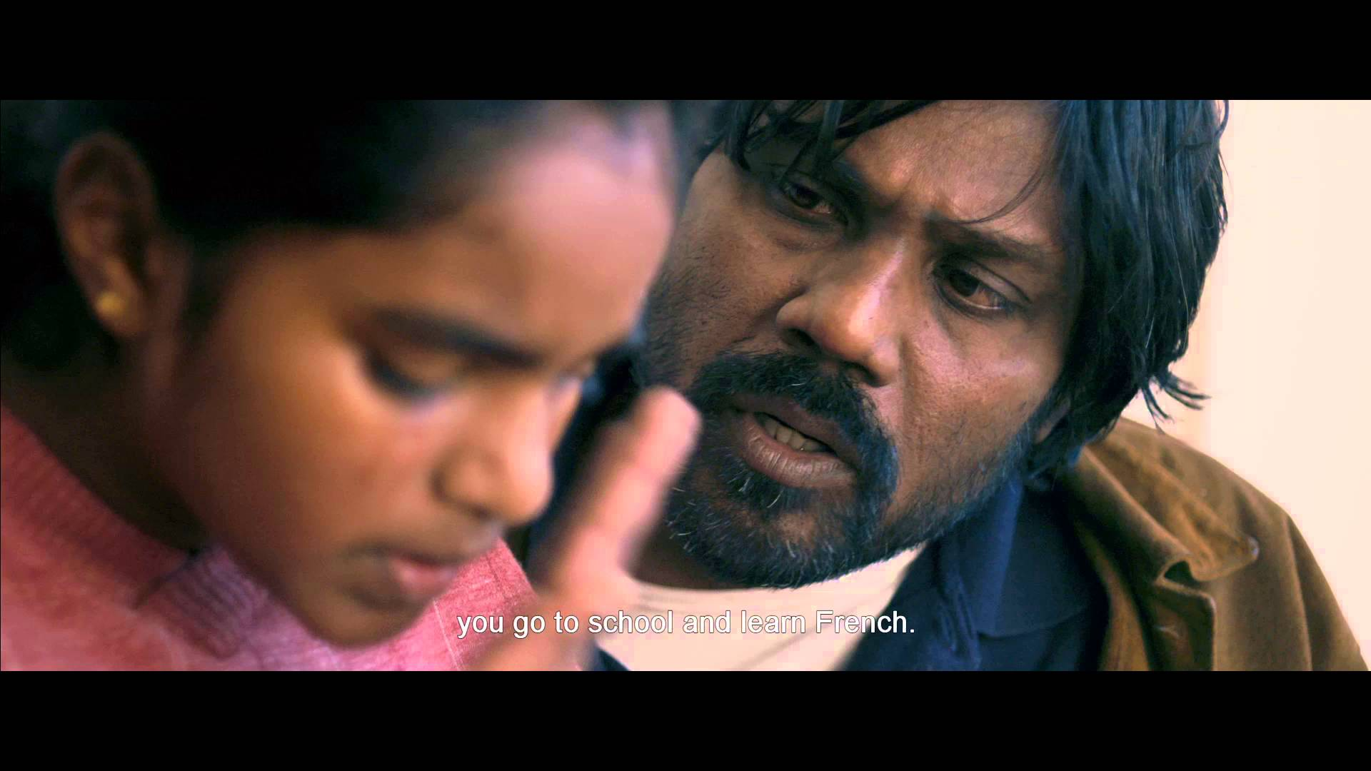 Dheepan –   Clip 'first day at school' – in cinemas April 8th