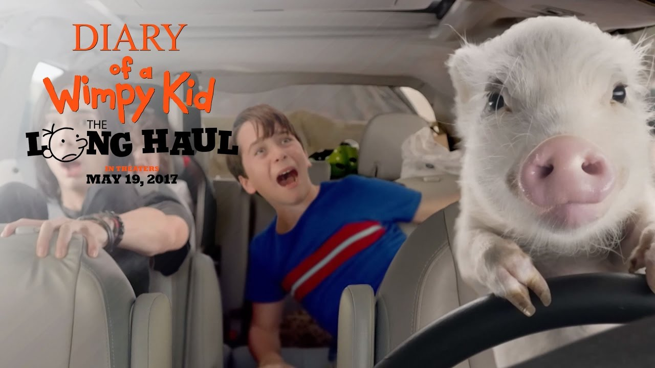 "Diary of a Wimpy Kid: The Long Haul | ""Front Seat VS Back Seat"" TV Commercial 