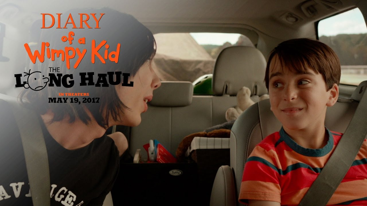 Diary of a Wimpy Kid: The Long Haul | Walking Wimpy | 20th Century FOX