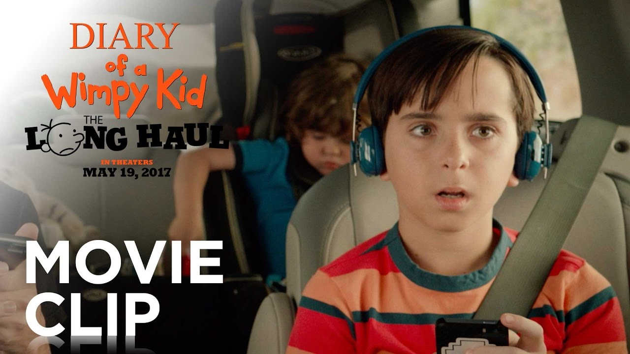 """Diary of a Wimpy Kid: The Long Haul 