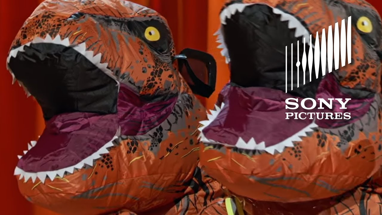 Dinosaur Decathalon – The Gong Show