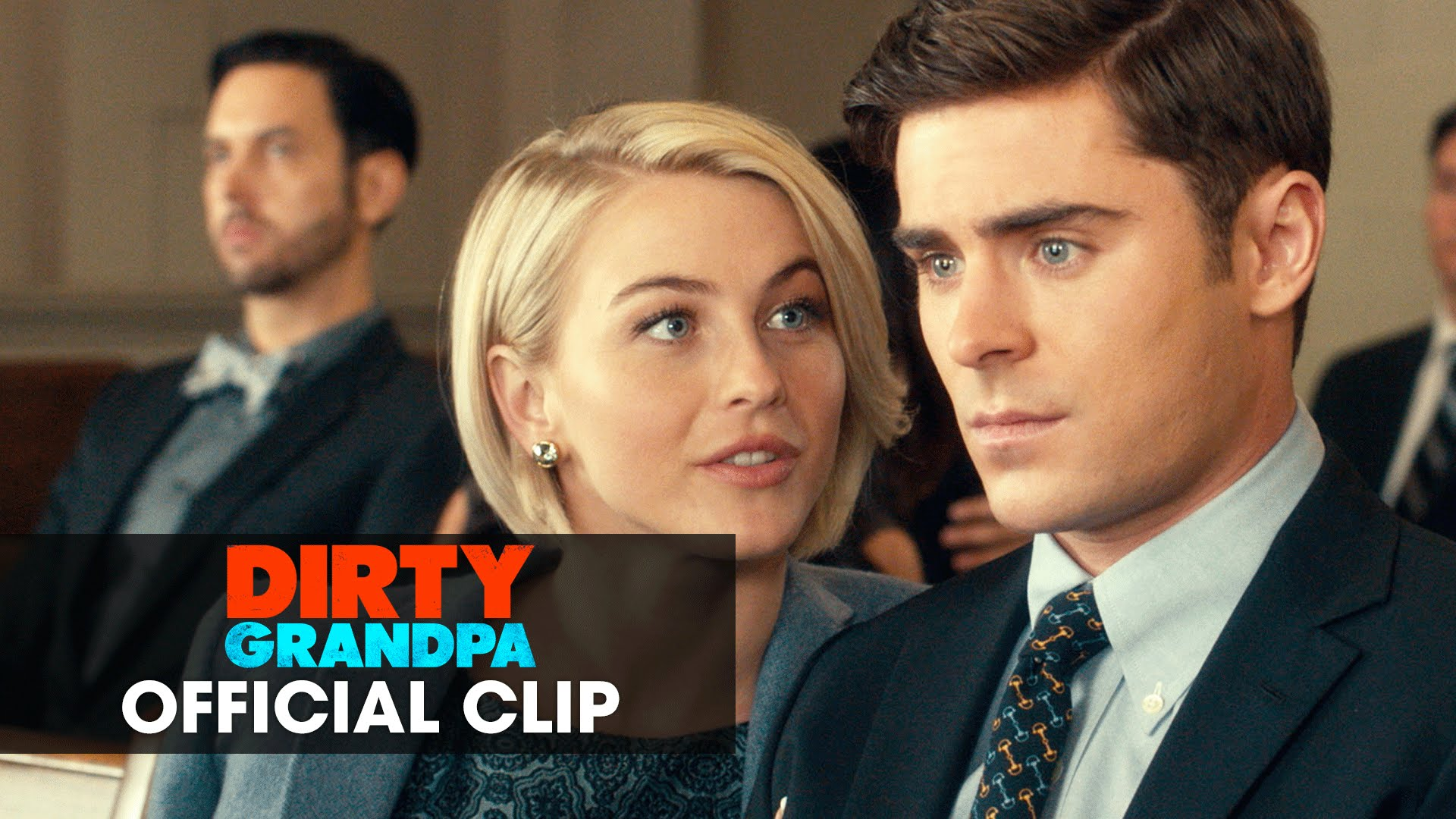 "Dirty Grandpa (2016 Movie – Zac Efron, Robert De Niro) Official Clip – ""Tie"""