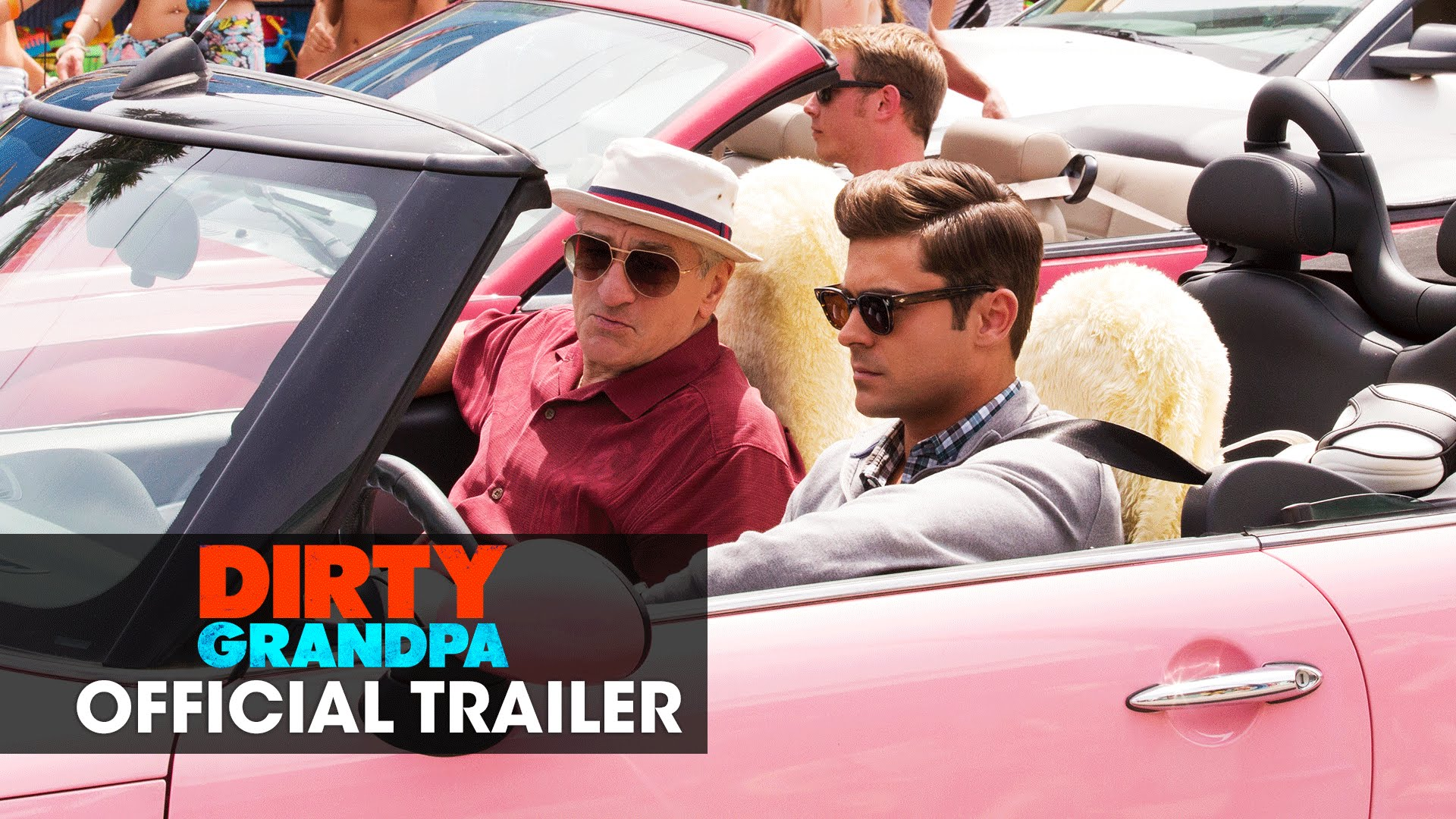 Dirty Grandpa (2016 Movie – Zac Efron, Robert De Niro) – Official Red Band Trailer