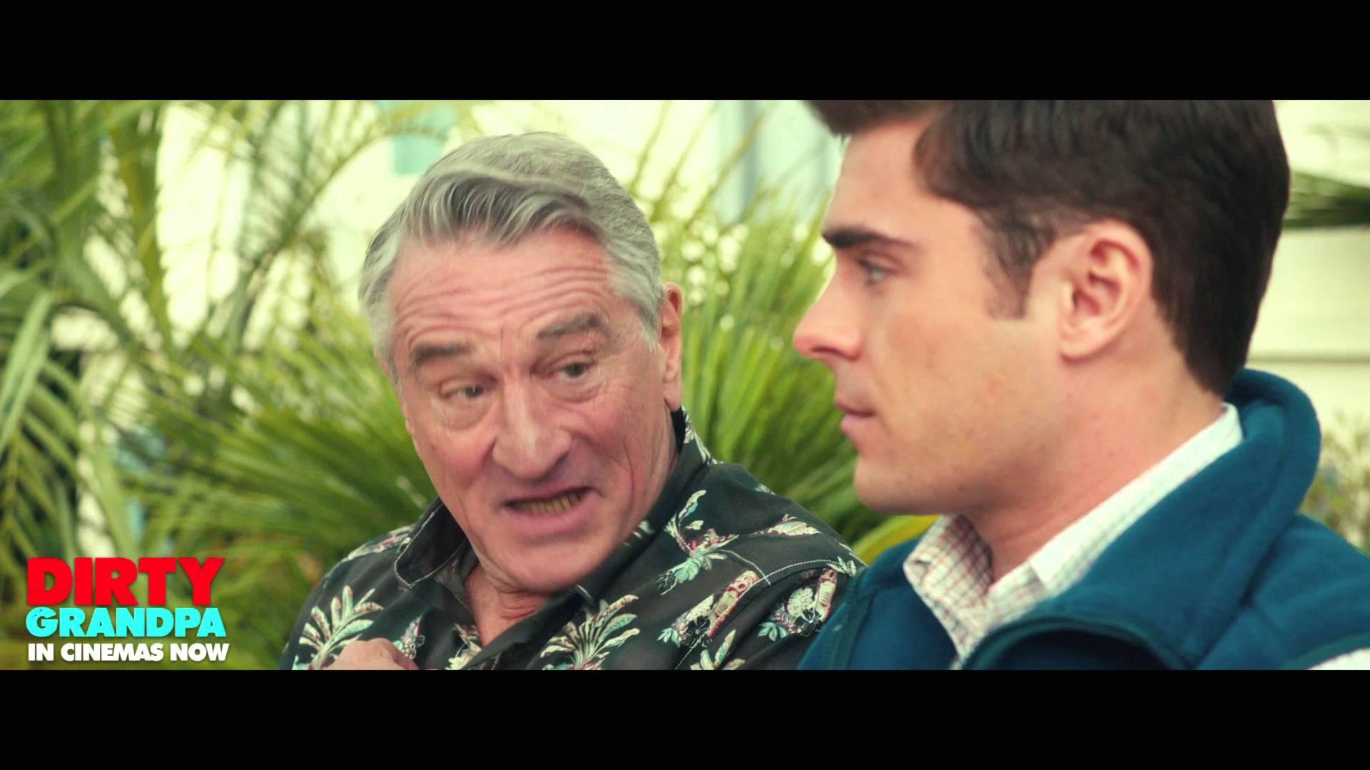 "Dirty Grandpa – Clip ""Closer"" – in cinemas Jan 29"