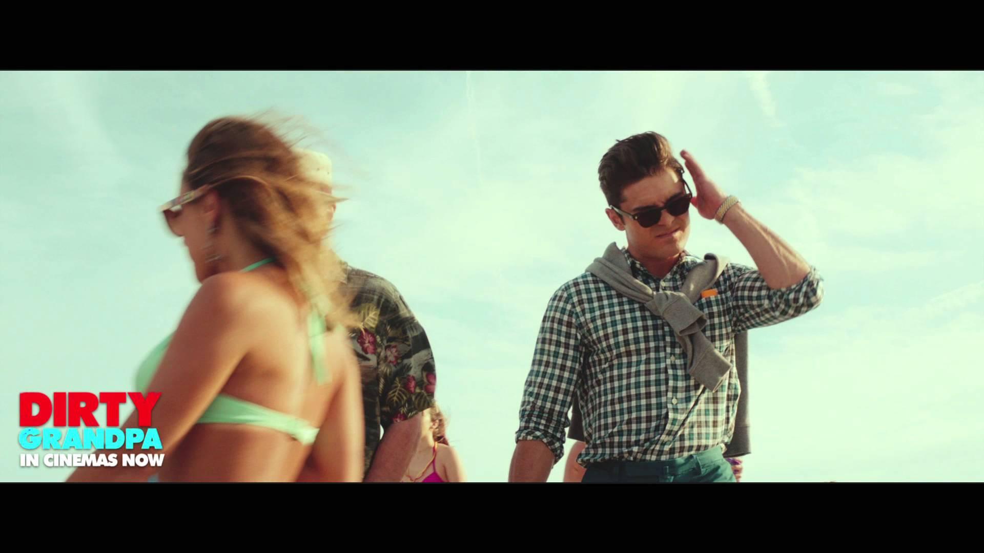 "Dirty Grandpa – Clip ""Party"" – in cinemas Jan 29"