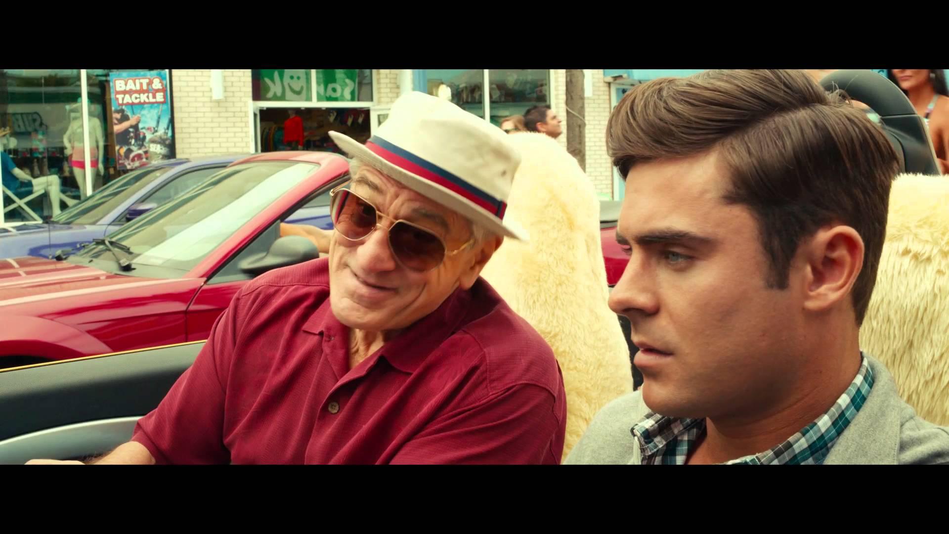 "Dirty Grandpa – clip ""Wedding announcement"" – in cinemas Jan 25"